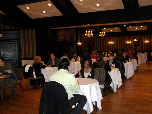 Speed dating events toronto